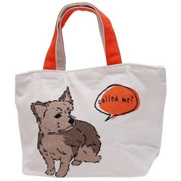 Co Terrier Dog Lunch Tote Bag
