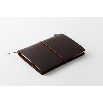 Traveler's Company Traveler's Notebook Passport Brown