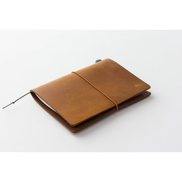 Traveler's Company Traveler's Notebook Passport Camel
