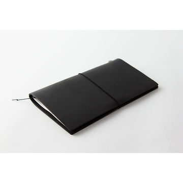 Traveler's Company Traveler's Notebook Regular Black