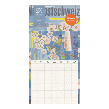 Suatelier Sonia Stickers Monthly Planner no. 2052