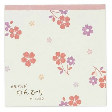 Foron Nonbiri Flowers Notepad