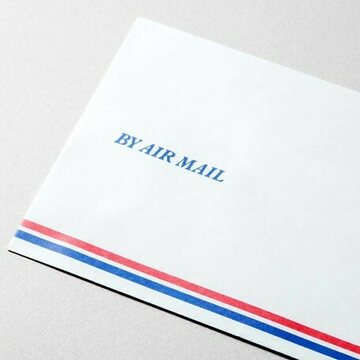 Foron Ancient City Envelopes Air Mail