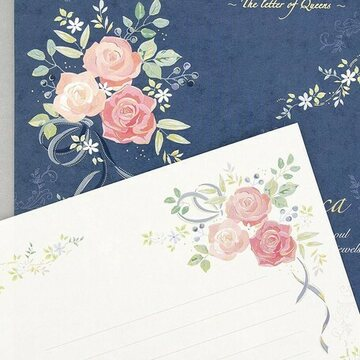 Foron Rose Queen Letterpad