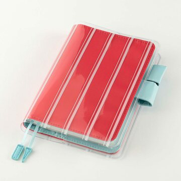 Hobonichi Stripes Cover on Cover / A6 Planner