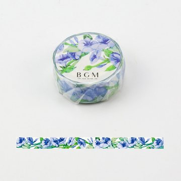 BGM Four Seasons Bottle Gourd Washi Tape