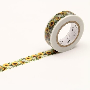 MT Ex Masking Tape Sunflower