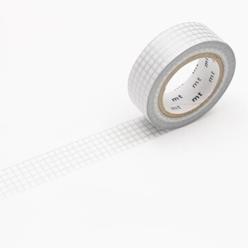 MT Masking Tape Hougan Silver Grid