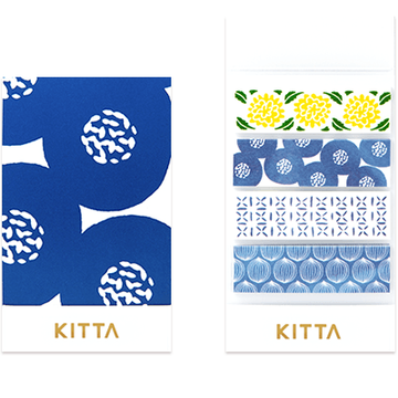 King Jim Kitta Washi - KIT 009 Utsuwa