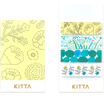 King Jim Kitta Washi - KIT036 Plant