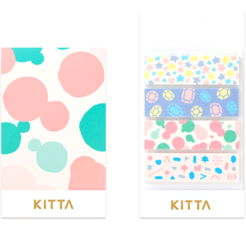 King Jim Kitta Washi - KIT 011 Yume Dream