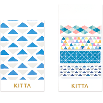 King Jim Kitta Washi - KIT 019 Geometry