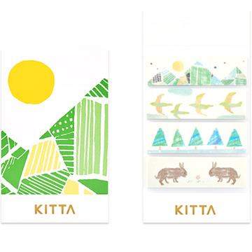 King Jim Kitta Washi - KIT024 Mountain