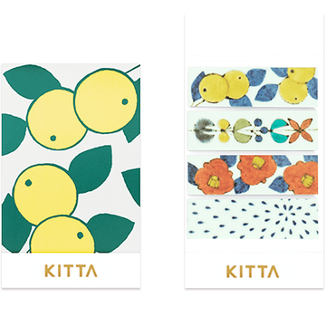 King Jim Kitta Washi - KITH004 Pottery