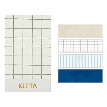 King Jim Kitta Washi - KIT041 Linen