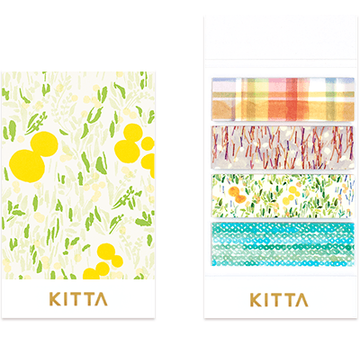 King Jim Kitta Washi - KIT046 Picnic