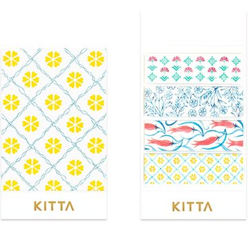 King Jim Kitta Washi - KIT042 Karakusa