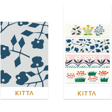 King Jim Kitta Washi - KIT057 Flower 5