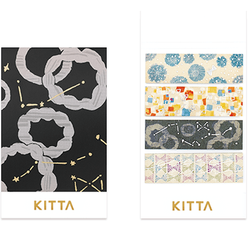 King Jim Kitta Washi - KITH003 Butterfly Foil
