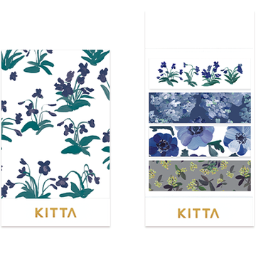 King Jim Kitta Washi - KIT063 Flower 6