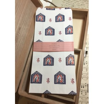 Classiky 10 pcs  paper bag Little Match Girl