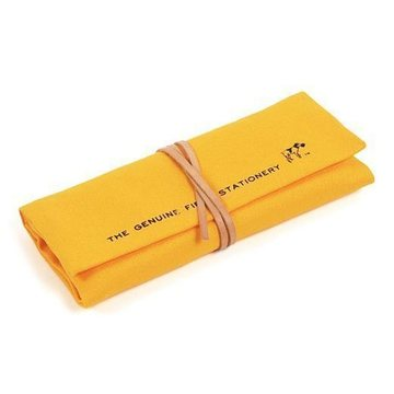 Hightide Field Roll Pen Case Yellow