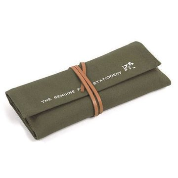 Hightide Field Roll Pen Case Khaki
