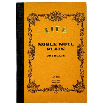 Life A7 Noble Note Plain