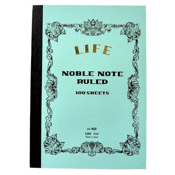Life A5 Noble Note Ruled