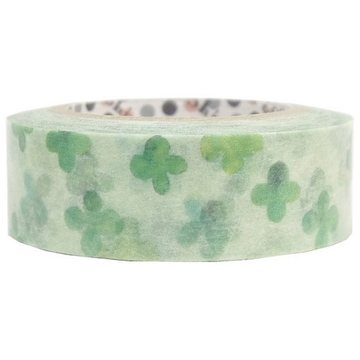 Shinzi Katoh Washitape Watercolor Clover