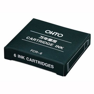 Ohto Fountain Pen Refill Cartridges