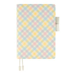 Hobonichi Bonbon Plaid (Sweet) A5 Cousin 2020