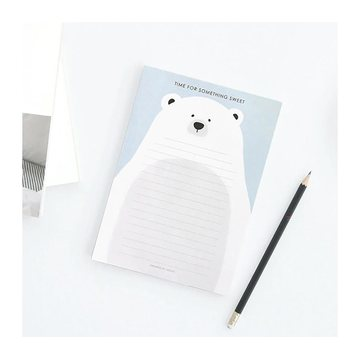 Iconic Lagom A5 Writing Paper Polar Bear