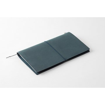 Traveler's Company Traveler's Notebook Regular Blue