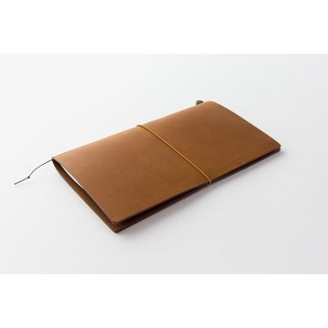 Traveler's Company Traveler's Notebook Regular Camel