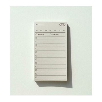 Trolls Paper Plain memo pad - To-do memo