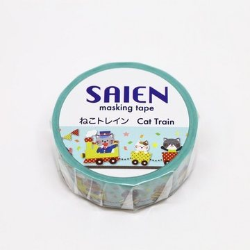 Kamiiso Saien Washiteippi - Cat Train