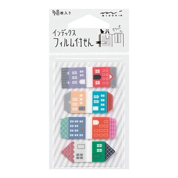 Midori Sticky Notes Houses