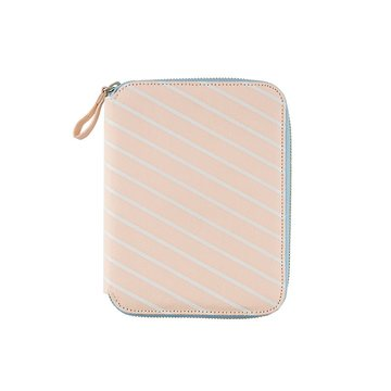 Hobonichi Plain Stripes (Powder Pink) A6 Size Planner 2020