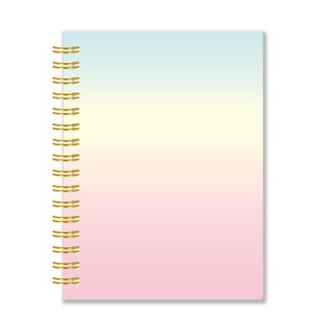 Mind Wave Sticker Book A6 Rainbow Ombre
